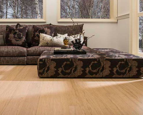 Ghostwood Bambo Flooring Interior