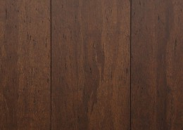 Moso Select Bamboo – Rich Brown – distressed is an extremely hard timber, its high density makes for a great selection for high wear and traffic applications. Our Rich Brown colour displays characteristic similar to that of the best quality Australian Jarrah.