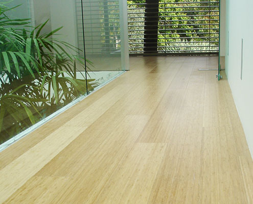 Vertical Bamboo – Coffee is striking in appearance, its strong lineal look is modern, and fits well with either antique or contemporary styling.