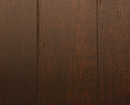 Moso Select Bamboo – Walnut – distressed is an extremely hard timber., Our Walnut colour creates a sophisticated modern, classical look..