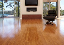 Moso Coffee Bamboo Flooring Job Shot 5