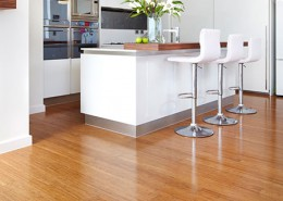 Moso Coffee Bamboo Flooring Job Shot 4